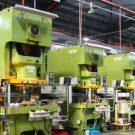 Robotic Transfer Tandem Press Line – 2 lines <br> 200T & 110T – 4 units & 3 units